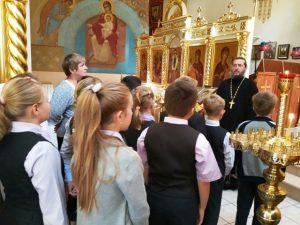 Марксовских школьников приобщают к духовной жизни