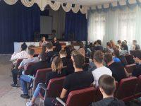 Марксовским студентам рассказали о вреде наркомании