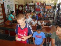 Роль русского языка обсудили в детской библиотеке