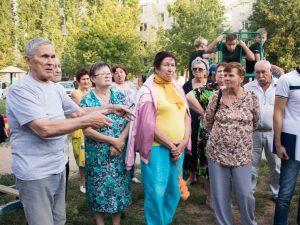 Марксовчан не устраивают темпы благоустройства