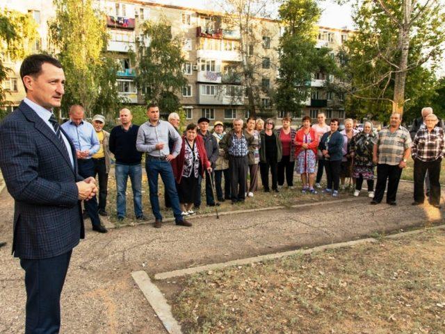 Марксовчане высказались по поводу формирования комфортной городской среды