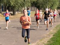 Олимпийский день бега прошел в Марксе в 17 раз