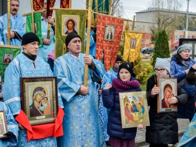 Слет православной молодежи «В единстве – сила!»