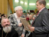 Районное общество инвалидов отметило 30 летине