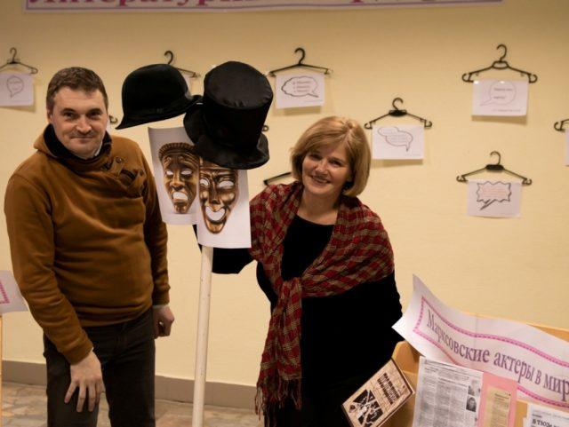 Всероссийский год театра открыли в Марксе