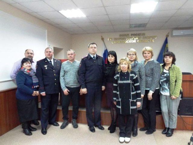 Общественный совет полиции определил цели на 2019 год