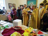 Предрождественская благотворительная ярмарка прошла в Марксе