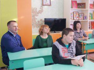 Областной депутат взял шефство над школой интернатом