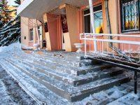 Последствия снегопада в Марксе устранят в ближайшее время