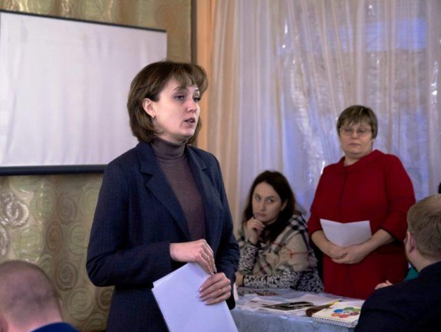 Жители Ястребовки озвучили актуальные проблемы