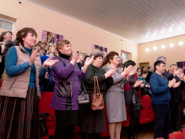 Праздник духовой музыки прошел в Марксе