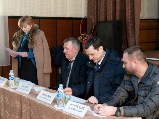 Осиновский округ лидер района по всем показателям