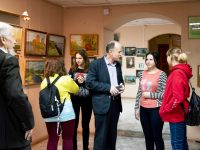 Краеведческий музей выставил марксовские пейзажи Лидии Черныш