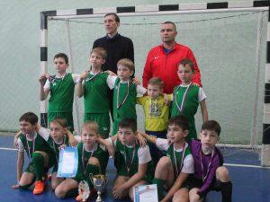 «Волга» стала бронзовым призером открытого турнира «Единой России»