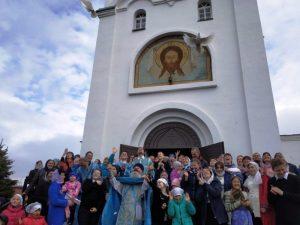 Марксовчане отпраздновали Благовещение Пресвятой Богородицы