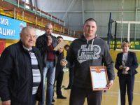 «Олимп» победил на межрайонном волейбольном турнире