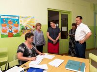 Глава района обозначил перспективы развития Берёзовки