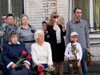 Мемориальная доска имени Соснера появилась на Ленина 7