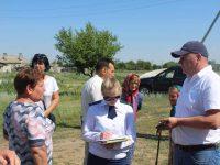 Администрация района изымет заброшенные земли в Красной Звезде
