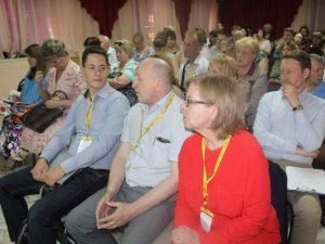 Маркс принимает международную конференцию по музейному делу