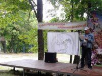 Марксовские поэты и журналисты выступили на фестивале «Радуга XXI века» в Хвалынске