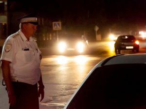 Чаще всего правила дорожного движения в Марксе нарушают вечером
