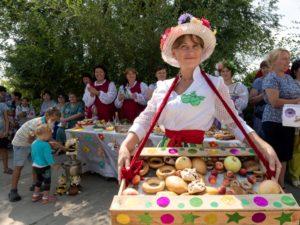 Водопьяновка развернула «Сельское подворье»