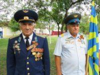 Ветеранов Военно воздушных сил наградили в Марксе