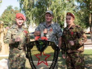 Ветеранов спецназа и Росгвардии чествовали в Марксе