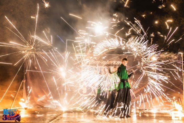 Фестивальный вечер в Марксе 6 сентября