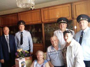 История Богданова: военное детство, 25 лет в полиции и 55 лет в браке