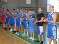 Марксовские баскетболисты взяли бронзу областных соревнований