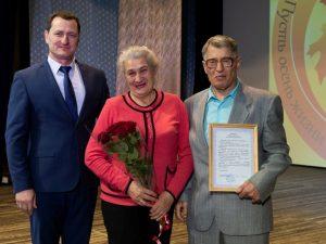 Невзирая на возраст: День пожилых людей отпраздновали в Марксе