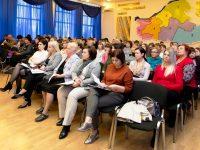 Развитие культуры обсудили при главе района