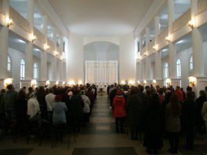 Завершилась реконструкция Евангелическо лютеранской церкви Святой Троицы