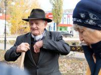 Более 60 молодых берез высадили в аллее 80 лет Саратовской области
