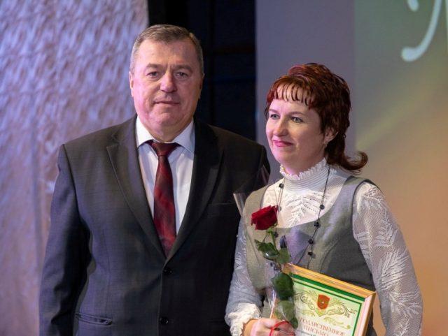 Марксовских мам прославляли в День матери