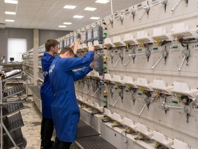 Новейшие интеллектуальные приборы планирует выпускать «Моссар»