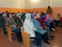 За что жители Красной Поляны благодарили главу района