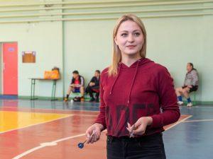 Команда Маркса – первая на сельских играх