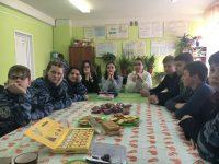 «Монолит» встретился со школьниками
