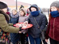 Суточную норму «Блокадного хлеба» получили жители Маркса