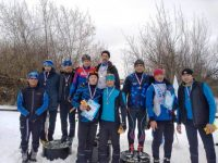 15 комплектов наград разыграно на Новогодней лыжной гонке в Павловке