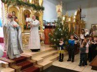 Детский взгляд на Рождество Христово
