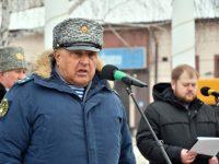 Воинов интернационалистов вспоминали в Марксе 15 февраля