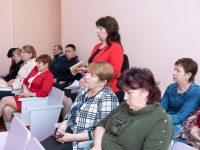 Елена Понономарева: За год выполнены 8 из 13 поручений жителей