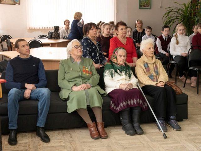 Труженицы тыла Егорова и Рассказова получили медали «75 лет Победы»