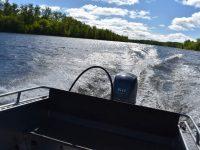 Рыбнадзор «выловил» из акватории Большого Карамана 12 браконьерских сетей