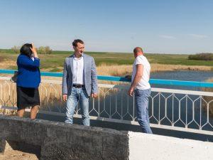 Благоустройство, посевная, подготовка к 9 Мая: Романов посетил Подлесное