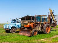 Глава района посетил фермерскоме хозяйство